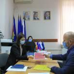 Депутат из Мостовского района подал документы на предварительное голосование «Единой России»