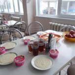 Парламентарии продолжают мониторинг качества школьного питания