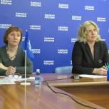 Вопрос об организации работы медперсонала в образовательных учреждениях находится на контроле «Единой России»