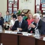 Владимир Полукаров: Взаимодействие семьи и школы позволит сформировать гармоничную личность
