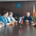 Аркадий Фомин обсудил с депутатами и жителями Путятинского района планы по ремонту дорог