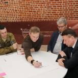 В Нижегородской области разрабатывается программа патриотического воспитания