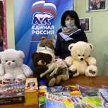 Более 800 игрушек собрали в ТиНАО для детей, находящихся на долгосрочном лечении