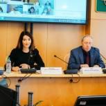 Комитет по соцполитике рассмотрел вопрос поддержки студотрядов