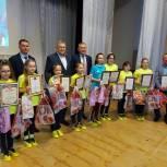 Ильдар Акчурин принял участие в чествовании победителей спортивных соревнований