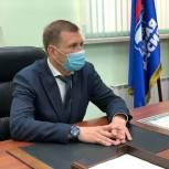 Депутат окажет помощь в ремонте детских садов Московского района