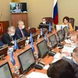 Состоялось пленарное заседание Ивановской областной Думы
