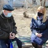 Депутаты облдумы навестили бывших узников концлагерей и выразили надежду, что подобные страшные события никогда не повторятся
