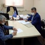 Пять обращений с 12 по 16 апреля поступили в луховицкую общественную приемную «Единой России»