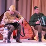 В Омутнинске состоялся районный фестиваль творчества ветеранских организаций «Чтобы сердце и душа были молоды»