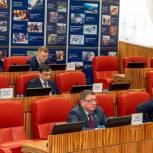 Ямальские депутаты обсудили вопросы ликвидации накопленного экологического ущерба