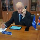 Валерий Иванов проконсультировал жителей Палехского района по вопросам газификации и другим актуальным для них темам