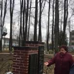 Можайские единороссы приступили к мониторингу состояния памятников и воинских захоронений
