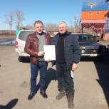 Владимир Материкин поздравил шацкого агрария с юбилеем