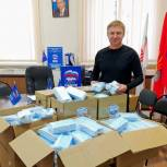 Владимир Жук: Борьба с пандемией помогла проявить себя неравнодушным людям