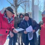 Организацию работ по строительству физкультурно-оздоровительного комплекса проверил Секретарь регионального отделения ЕР, губернатор Сергей Носов