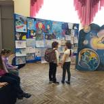 В Еманжелинском районе подвели итоги конкурса рисунков, посвященного Дню космонавтики