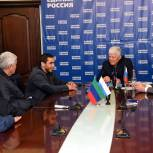 Хизри Шихсаидов: «Парламент нуждается в активных целеустремленных молодых депутатах»