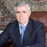 Юсуп Магомедов: «Послание Президента России имеет абсолютную социальную направленность»