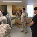 Студенты-ординаторы российских вузов могут получить работу в одной из ведущих тюменских клиник