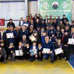 «Единая Россия» организовала шахматно-шашечный турнир в Дагестане