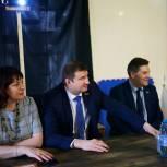 Раменские единороссы подарили поездку в Санкт-Петербург юным актерам