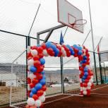 В Иволгинском районе за год появилось семь новых спортивных объектов