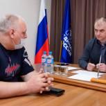 Глава Салехарда провёл личный приём граждан