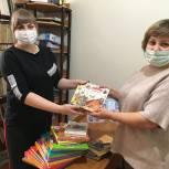 В Кавказском районе проходит акция «Книга – лучший подарок»