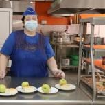 В Рязани продолжается депутатский контроль качества школьного питания