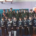 Чебаркульский район: Морские кадеты Бишкильской школы дали клятву