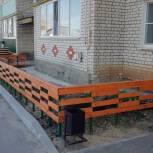 В Темниковском районе проведен рейд по контролю за качеством объектов, благоустроенных в рамках партийного проекта «Городская среда»