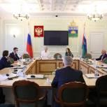 Тюменские единороссы вносят предложения по совершенствованию проекта обновленного федерального закона «О занятости населения в РФ»
