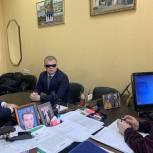 Владимир Вшивцев в Волоколамске ознакомился с ходом реализации программы капитального ремонта объектов культуры