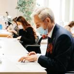 В Тюменской области «Диктант Победы» написали на 115 площадках