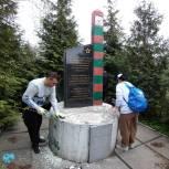 Северная Осетия присоединилась к всероссийскому субботнику, организованному «Единой Россией» и «Волонтерами Победы»