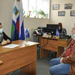 Елена Бондаренко провела приём граждан по личным вопросам