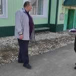 «Городская среда»: В Кадошкинском районе осмотрели благоустроенные дворовые территории