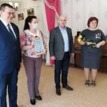Андрей Голубев встретился с коллективами сельских детских садов в Озёрах