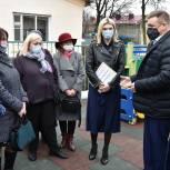 Общественные активисты озвучили инициативы Николаю Любимову