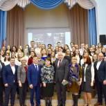 Единороссы Балашихи вручили удостоверения новому созыву молодежного парламента