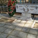 Электрогорские единороссы в преддверии Дня Победы проверили состояние памятников воинской славы