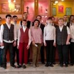 «Единая Россия» организовала в Абакане экскурсию в театр для детей с ОВЗ