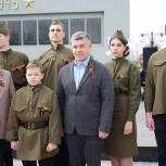В Павловском Посаде стартовала акция «Георгиевская лента»