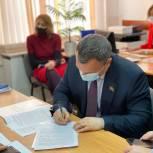 Еще один депутат регионального парламента подал документы на предварительное голосование