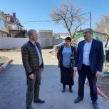Жители районов области поддерживают чистоту и порядок на ранее благоустроенных в рамках партпроекта территориях, отметил депутат