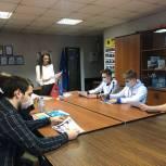 Единороссы организовали для активной молодежи района  Перово лекцию по обращению с бытовыми и пищевыми отходами