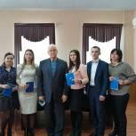 Ряды Сосновоборского местного отделения Партии «Единая Россия» пополнились новыми членами Партии