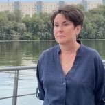 Москвичи добились изменения проекта пешеходного моста над старым руслом Москвы-реки