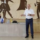 Вадим Супиков встретился с депутатским корпусом Шемышейского района